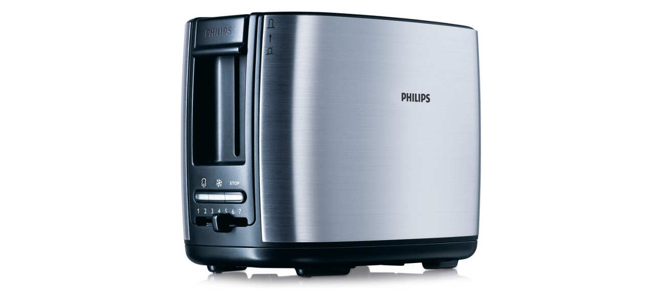 Toster Philips HD2628/20 950W inox opinie