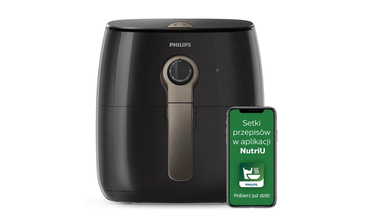 Frytkownica Philips HD9721/10 Ovi Mini
