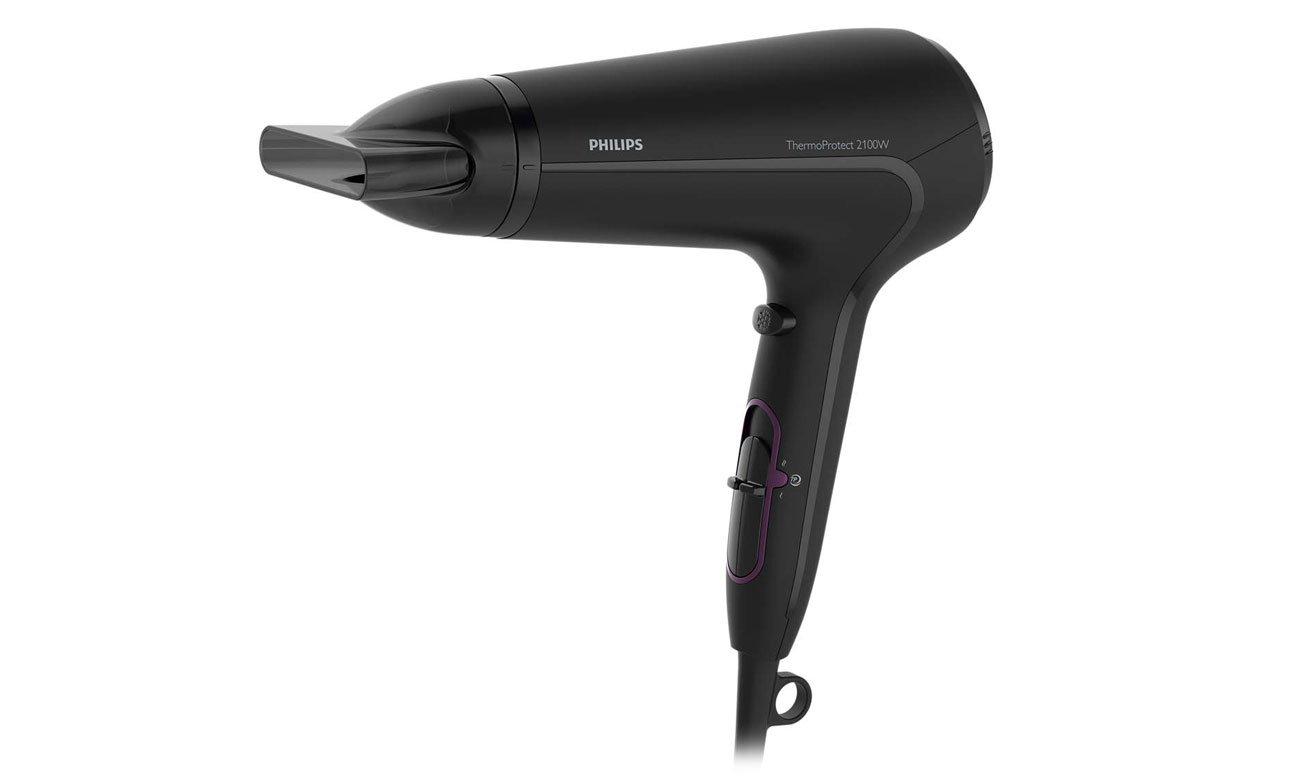 Suszarka do włosów Philips ThermoProtect HP8230/00 2100W regulacja mocy i prędkości nadmuchu