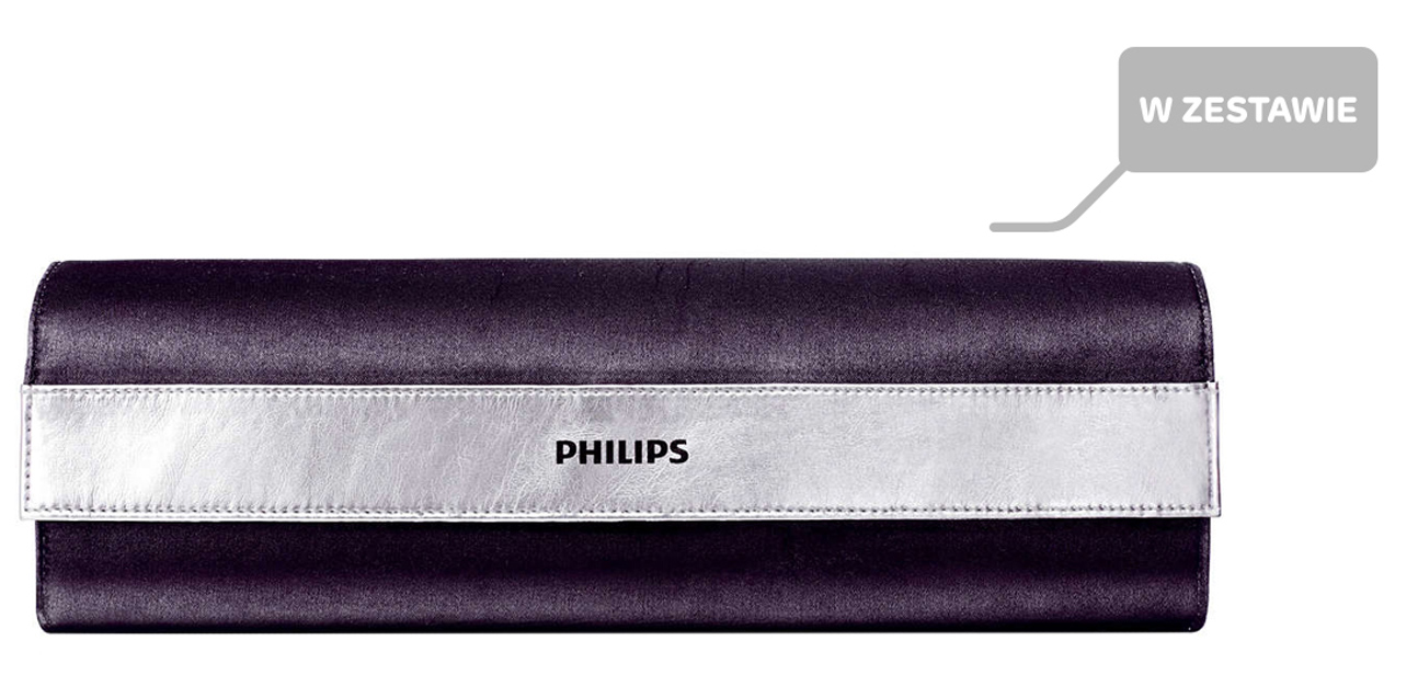 Prostownica Philips ProCare Keratin HP 8361/00 komfort użytkowania
