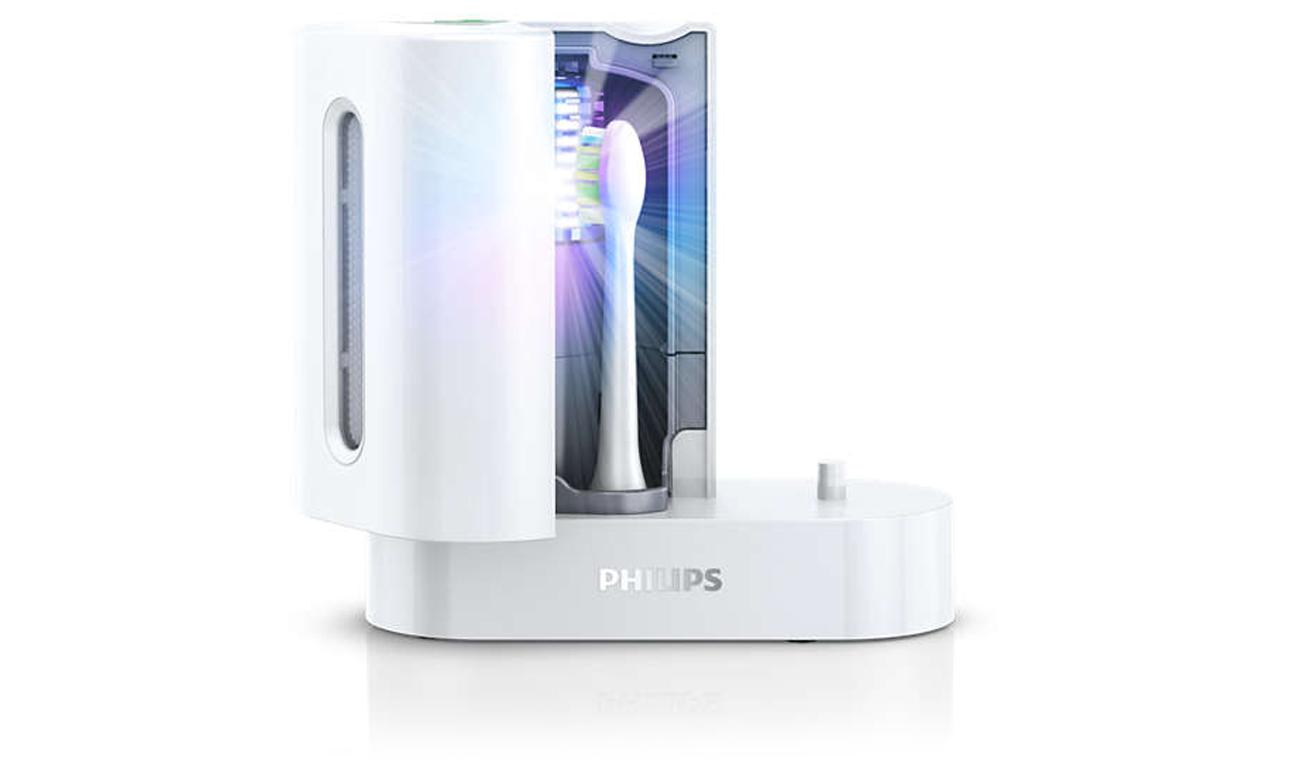 Szczoteczka soniczna Philips Sonicare FlexCare Platinum HX9172/14