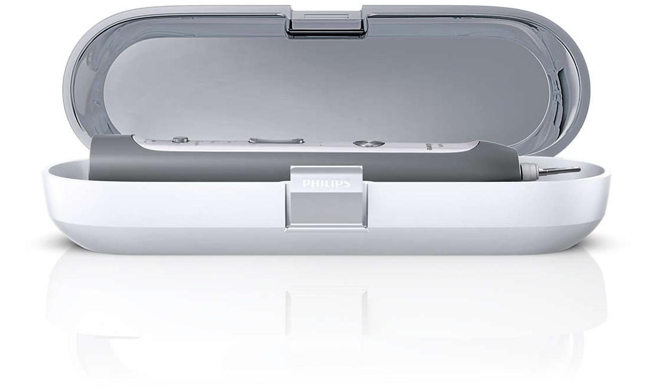 Soniczna szczoteczka elektryczna Philips Sonicare FlexCare Platinum HX9172/14