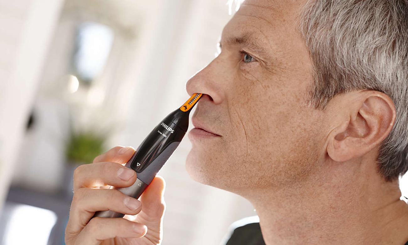 Trymer do nosa i uszu Philips Nosetrimmer Series 3000 NT3160/10