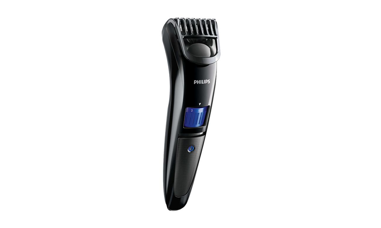 Philips Series 3000 QT4000/15 czarno-niebieski wielofunkcyjny trymer
