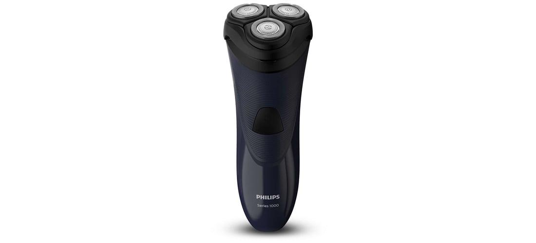 Golarka męska Philips Shaver series 1000 S1100/04 czarna ochrona skóry
