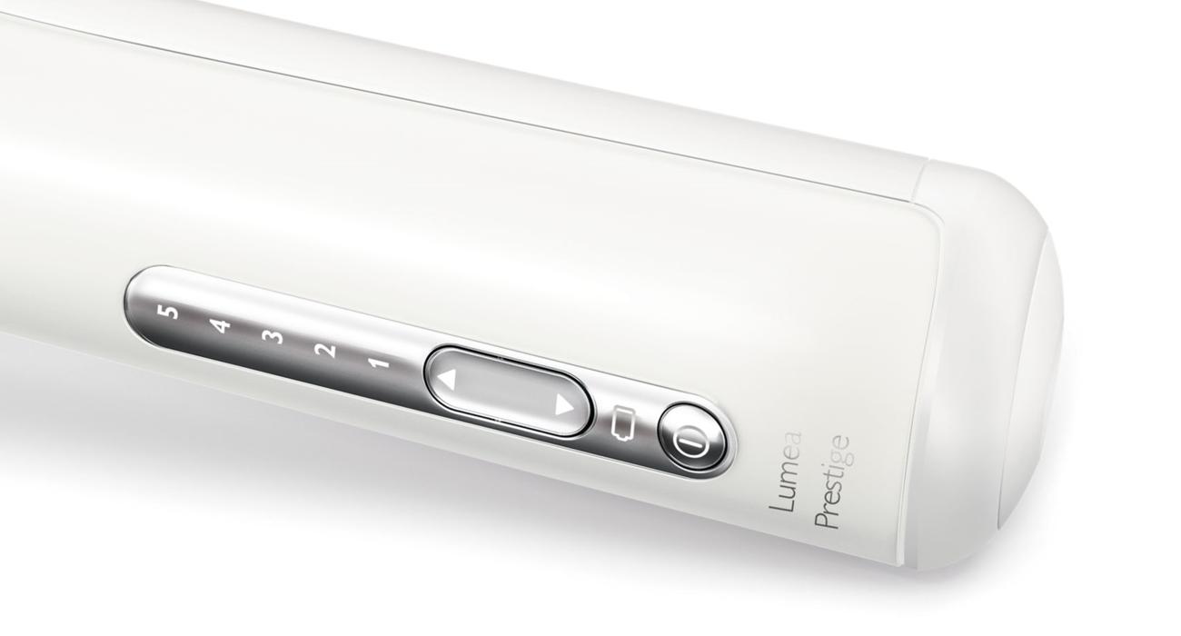 Philips LUMEA Precision SC2006/11 wydajny depilator z technologią IPL - intensywne impulsy światła