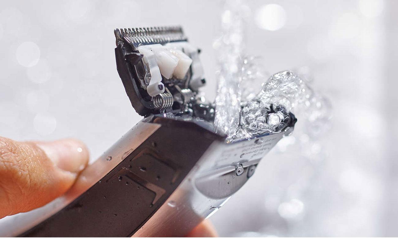 Philips Bodygroom Series 7000 TT2040/32 czarno-srebrna możliwość mycia pod bieżącą wodą