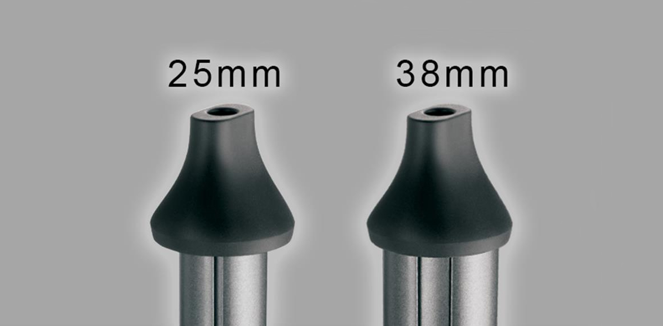 Lokówka Remington CI67E1 dwa rodzaje loków