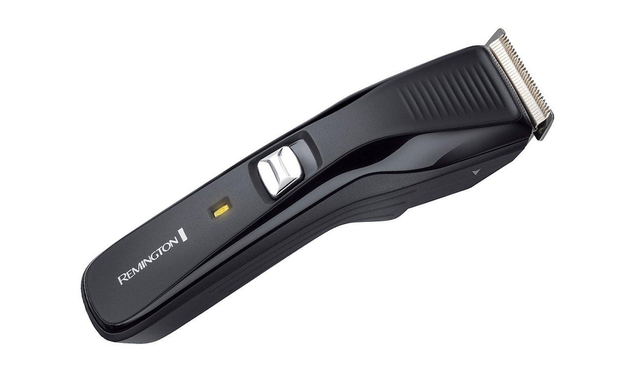 Maszynka do strzyżenia Remington Pro Power HC5200 czarna łatwa w obsłudze wygodna w czyszczeniu