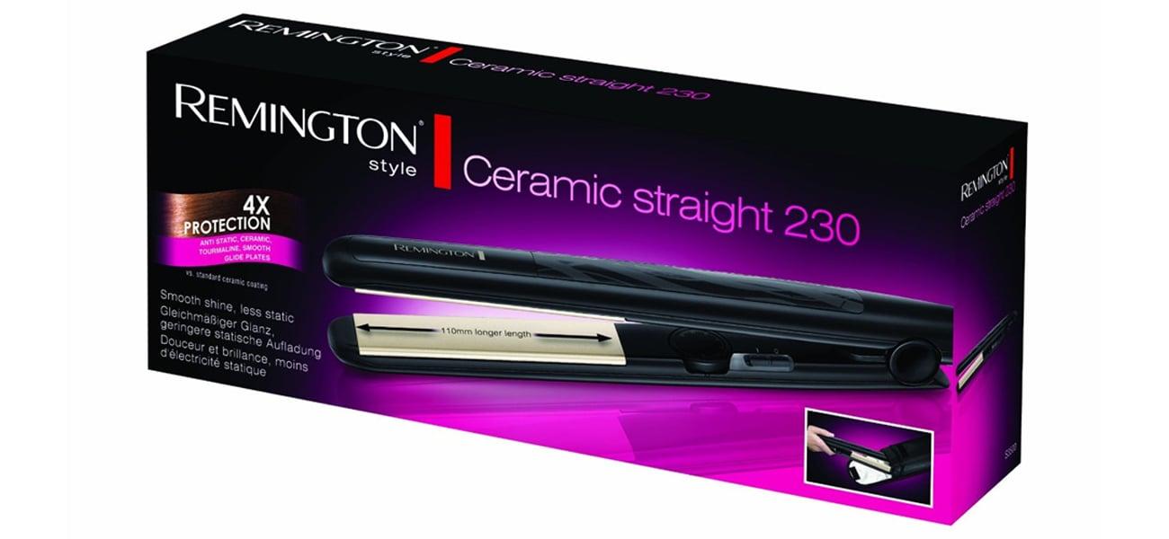 Remington Ceramic Straight 230 S3500