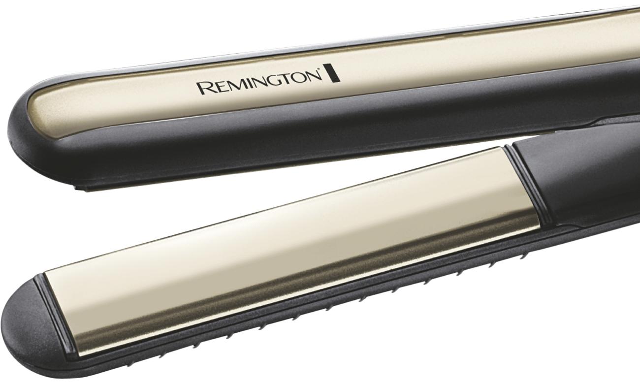 prostownica Remington Sleek&Curl S6500 szerokie ceramiczne płytki