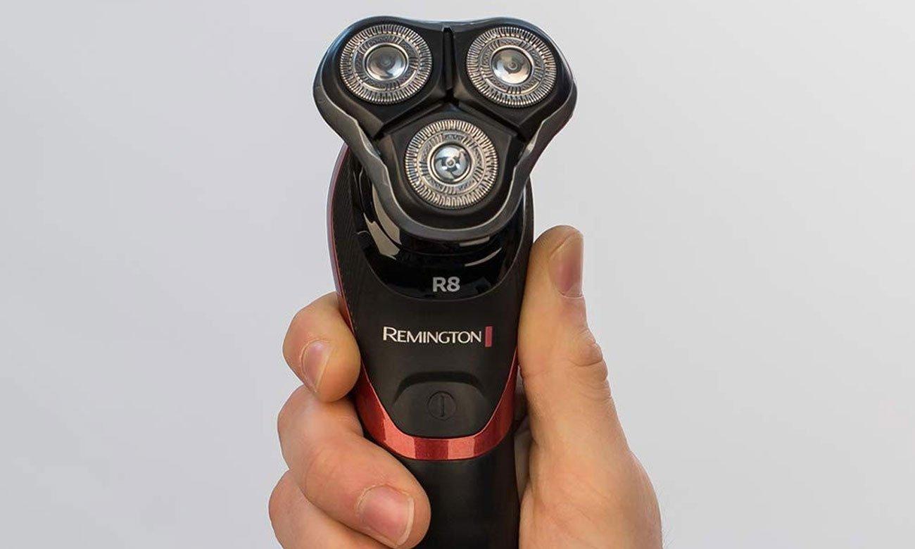 Zasilanie akumulatorowe w golarce Remington XR1550