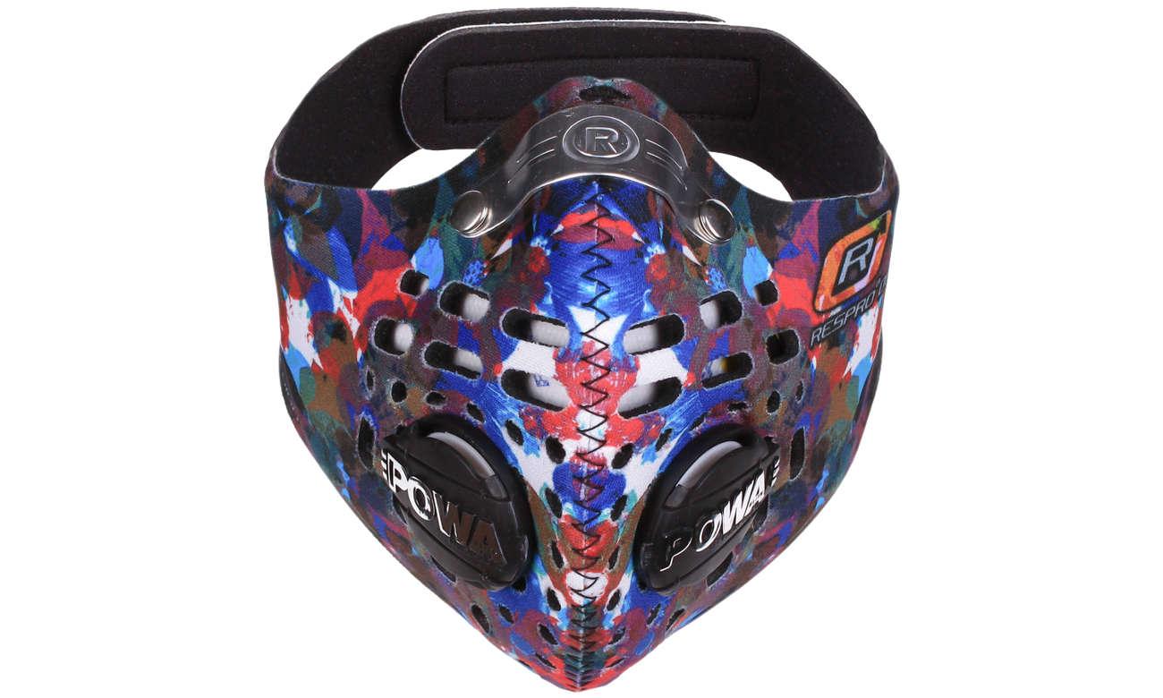 Antysmogowa maska Respro Skin Petal mixed rozmiar XL