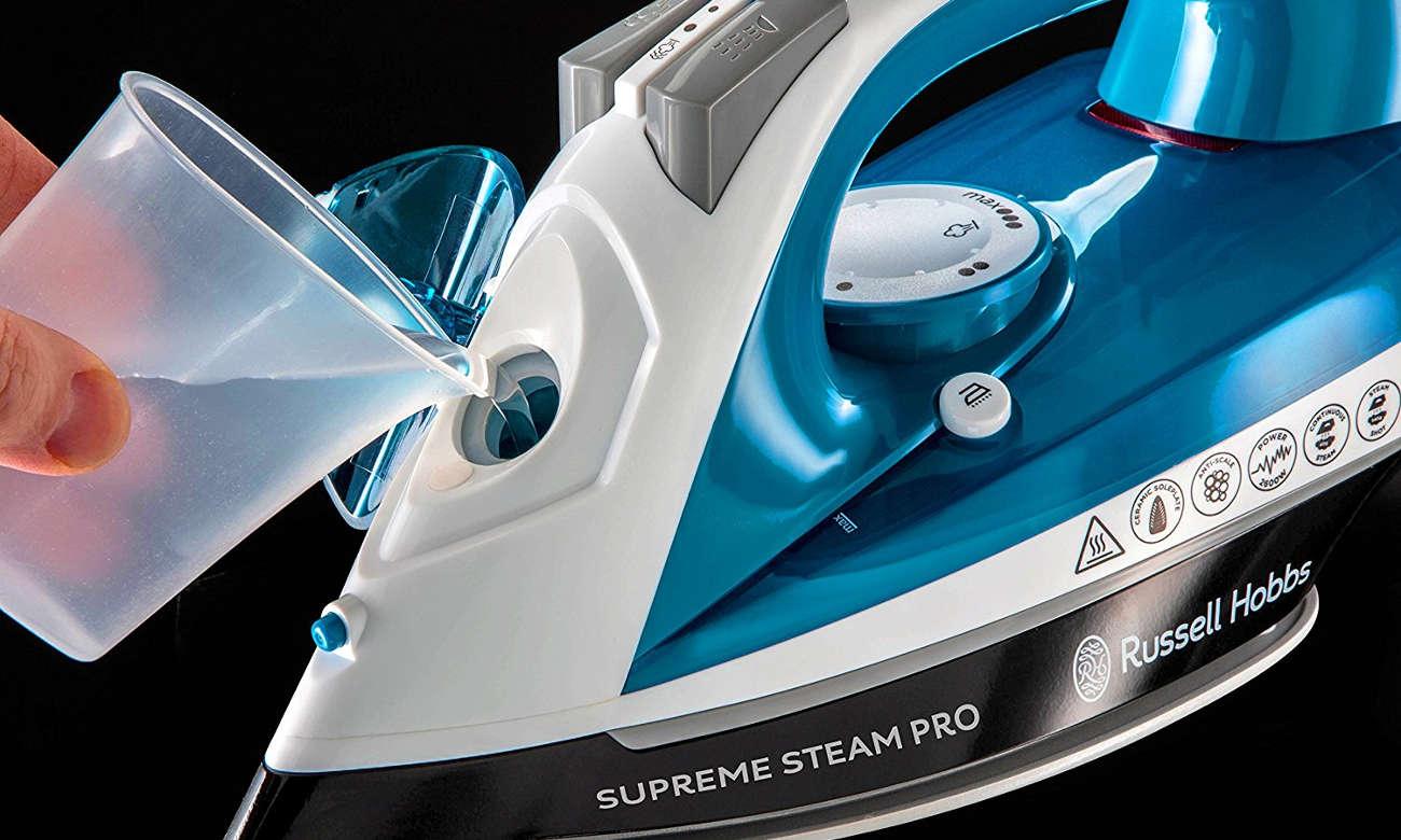 Wygoda w Russell Hobbs Supreme Steam Pro 23971-56