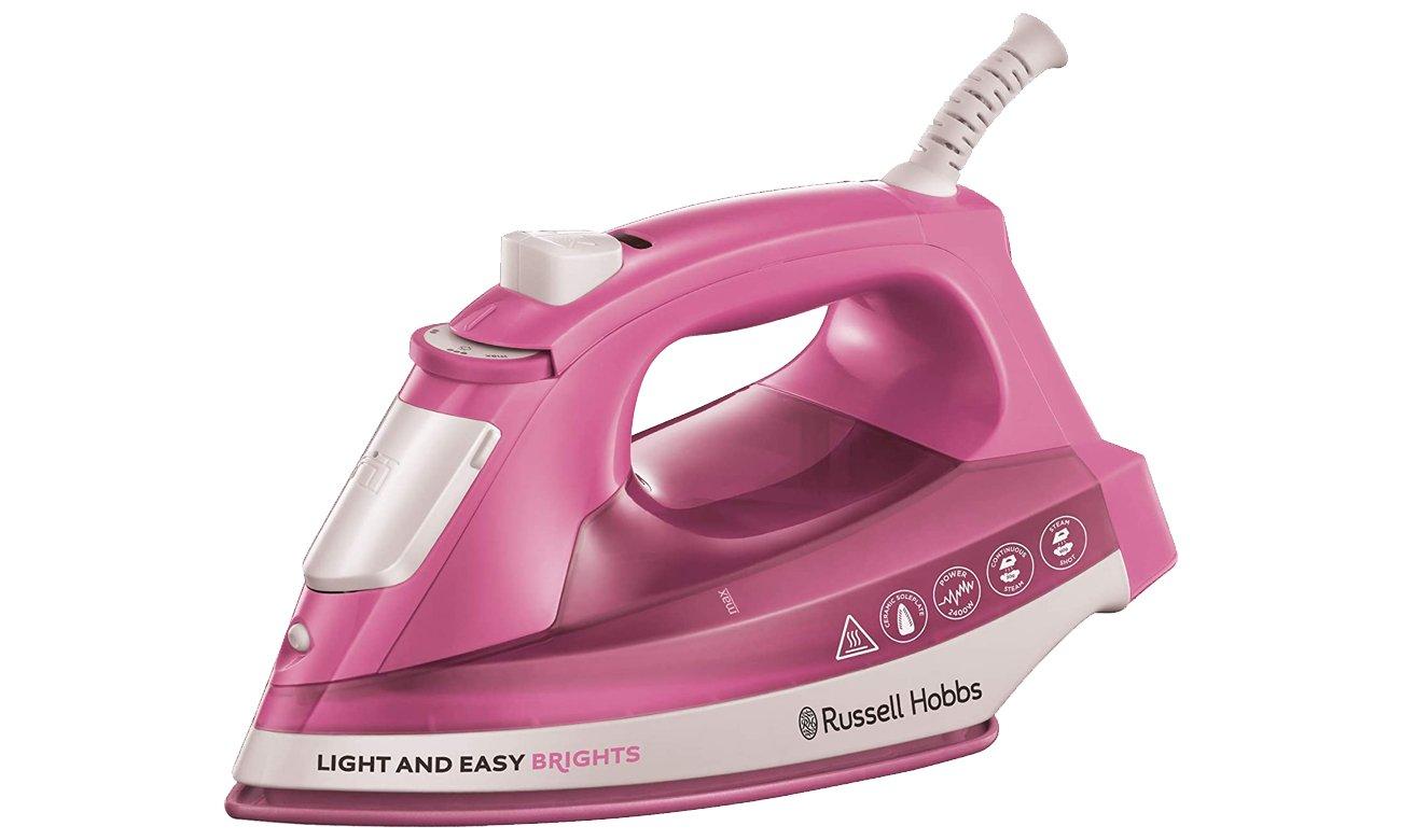 Żelazko Russell Hobbs Light & Easy Brights Rose 25760-56