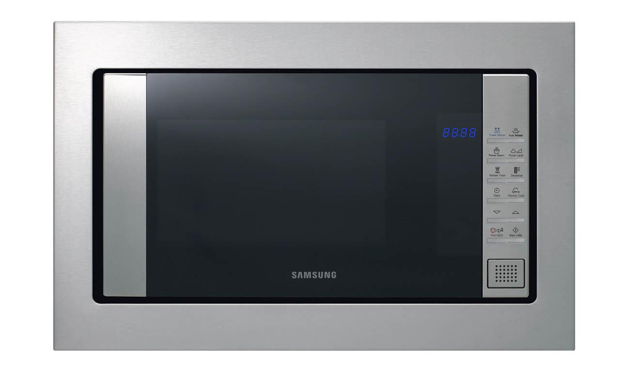 Gotowanie na parze w Samsung FW87SUST