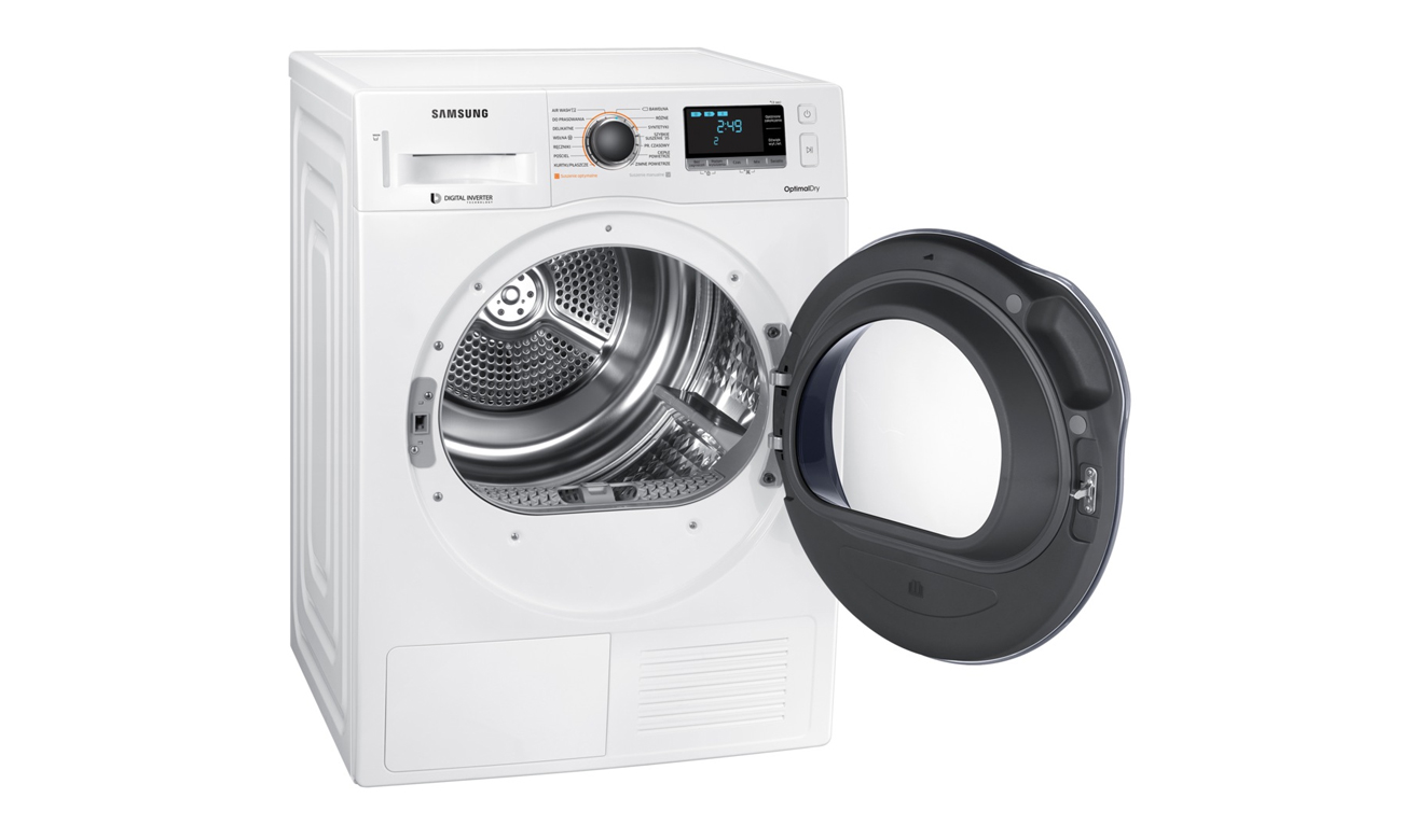 Suszarka do ubrań Samsung DV80M6210CW