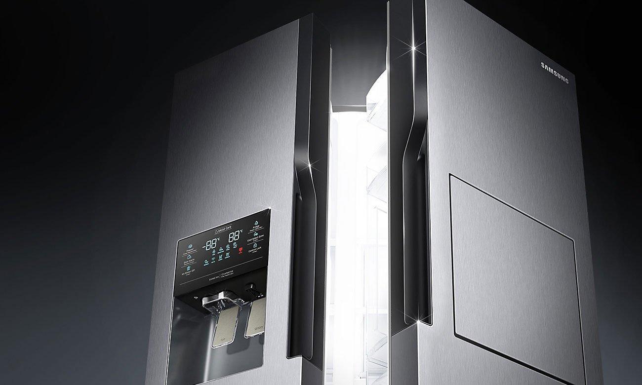 Samsung RS51K57H02C zaalarmuje cię gdy pozostawisz otwarte drzwi