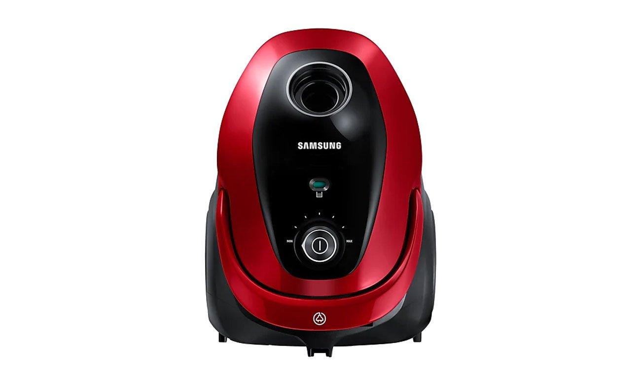Skuteczna filtracja alergenów w Samsung VC07M25E0WR