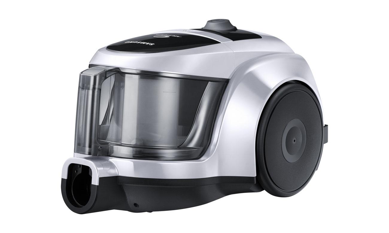 Odkurzacz Samsung VCC45W1S3S z technologią Twin Chamber System