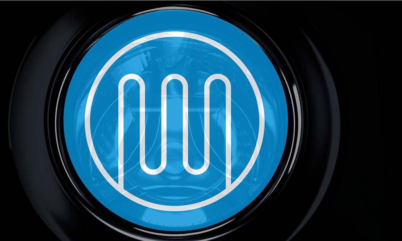 Drzwi AddWash w pralce Samsung WW90K7415OW
