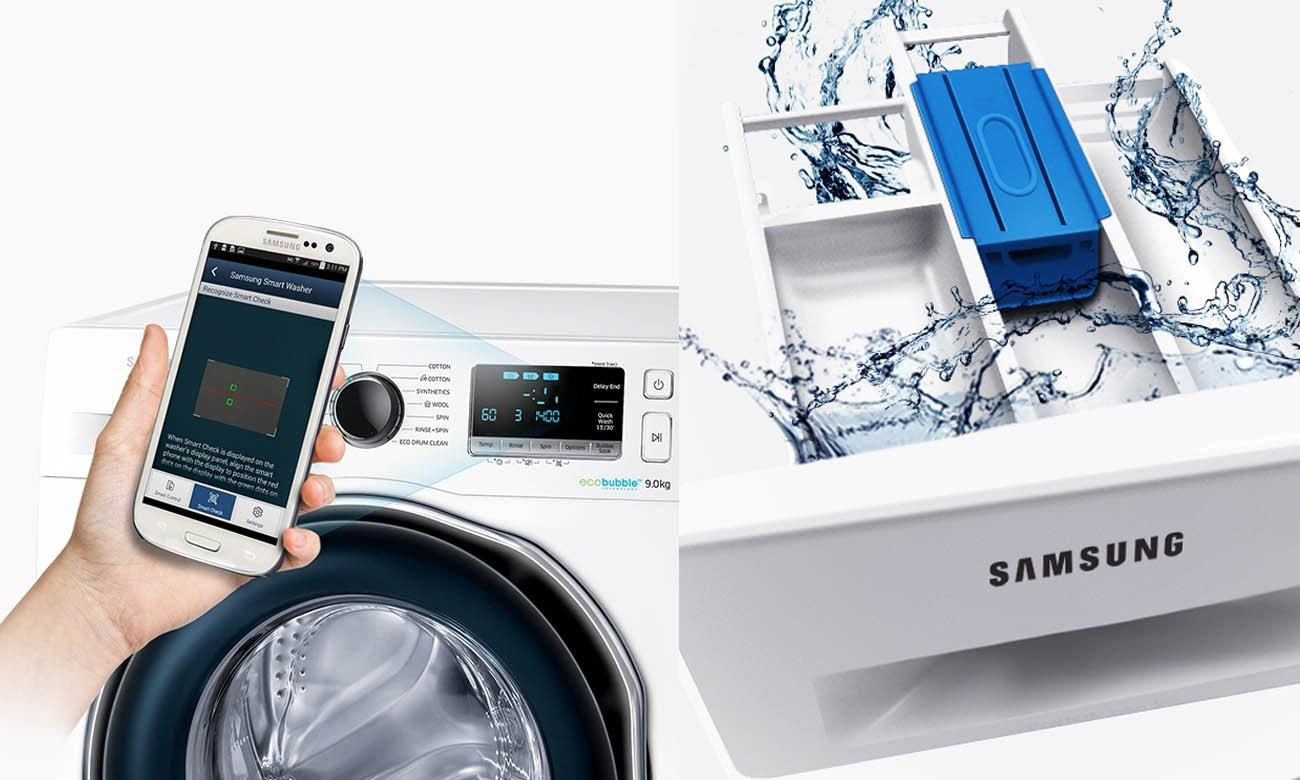 Pralka Samsung WW70J5546FW