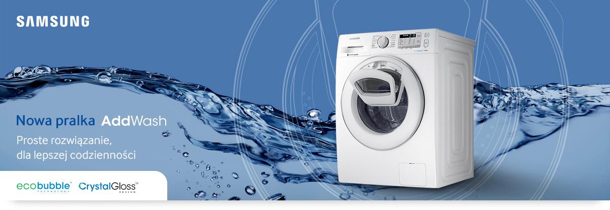 Pralka Samsung WW70K5213WW Eco Bubble
