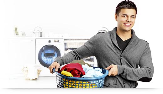 Szeroki wybór programów prania