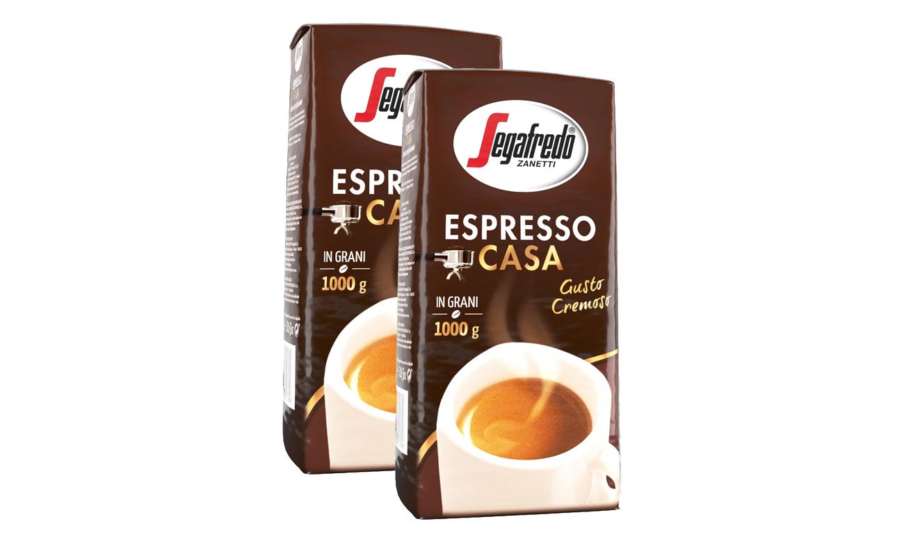 Kawa ziarnista Segafredo Espresso Casa 2 kg