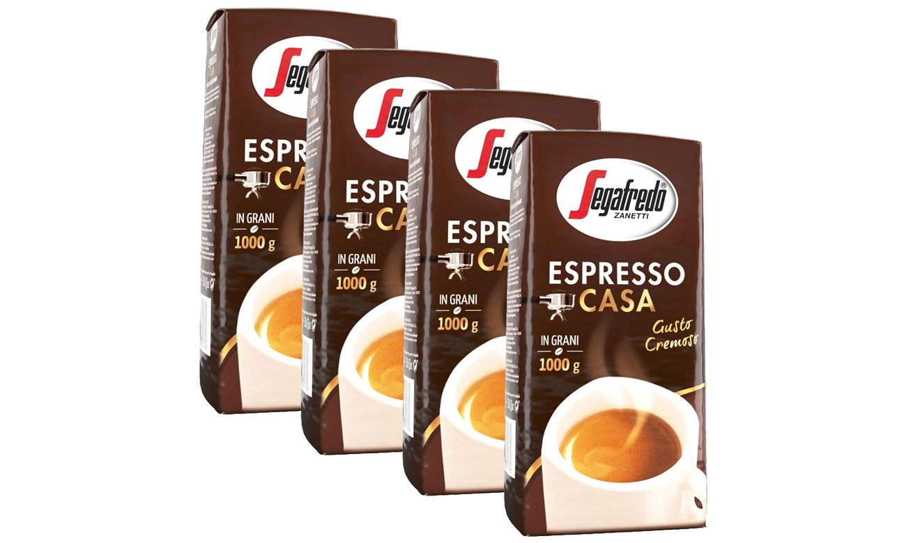 Kawa ziarnista Segafredo Espresso Casa 4 kg