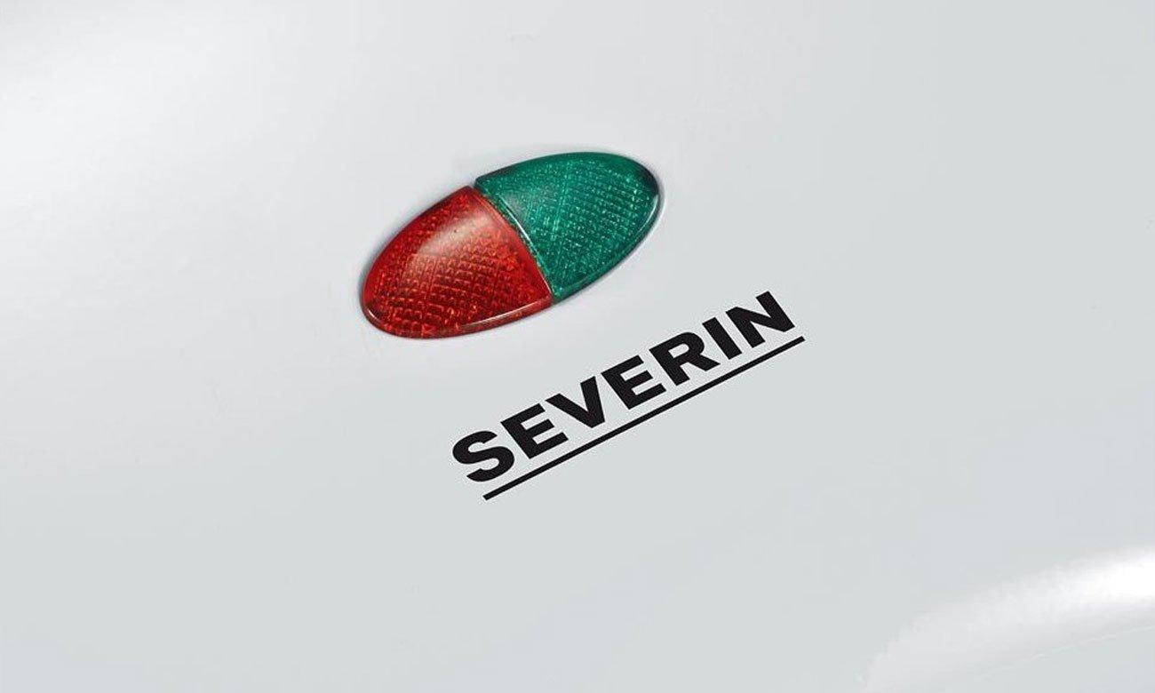 Opiekacz Severin SA 2971 z nienagrzewającym się uchwytem i nieprzywierającą płytą