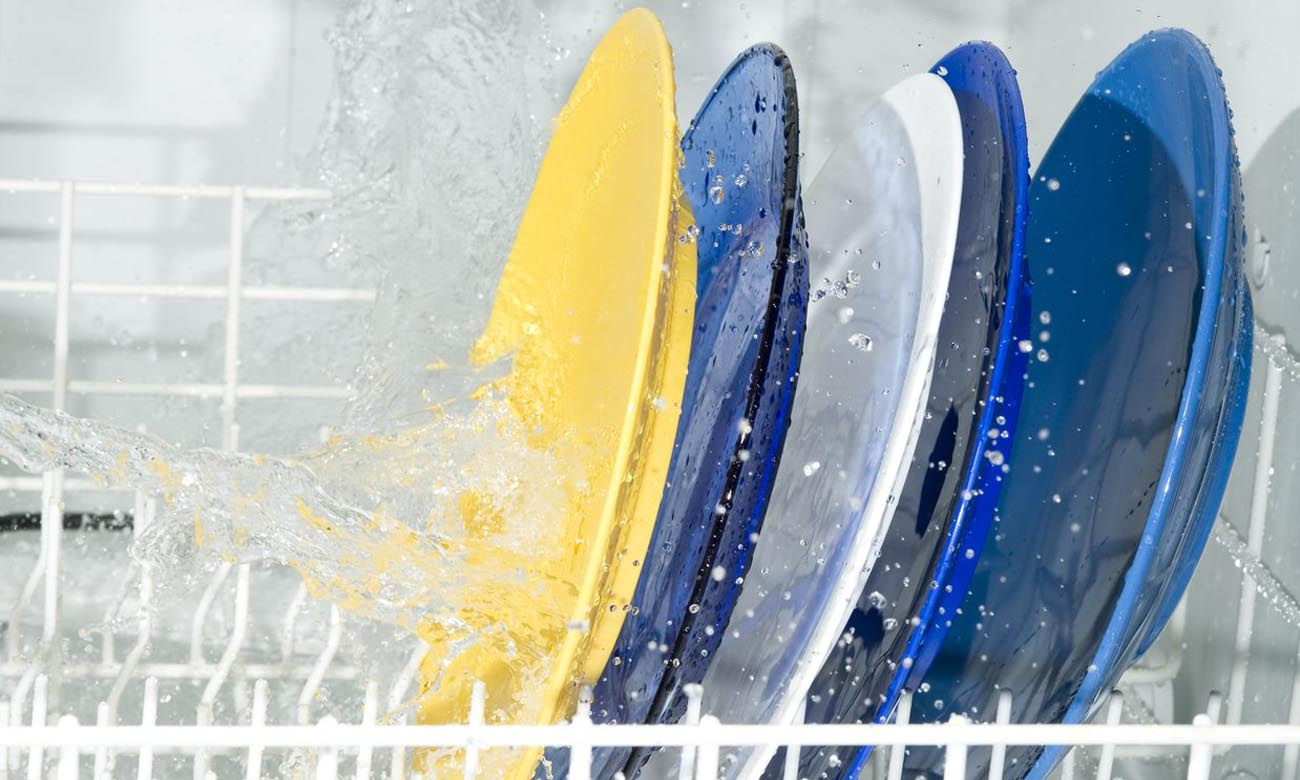 Zmywarka Sharp QW-GD54R443X-DE z technologią Dual Pro Wash