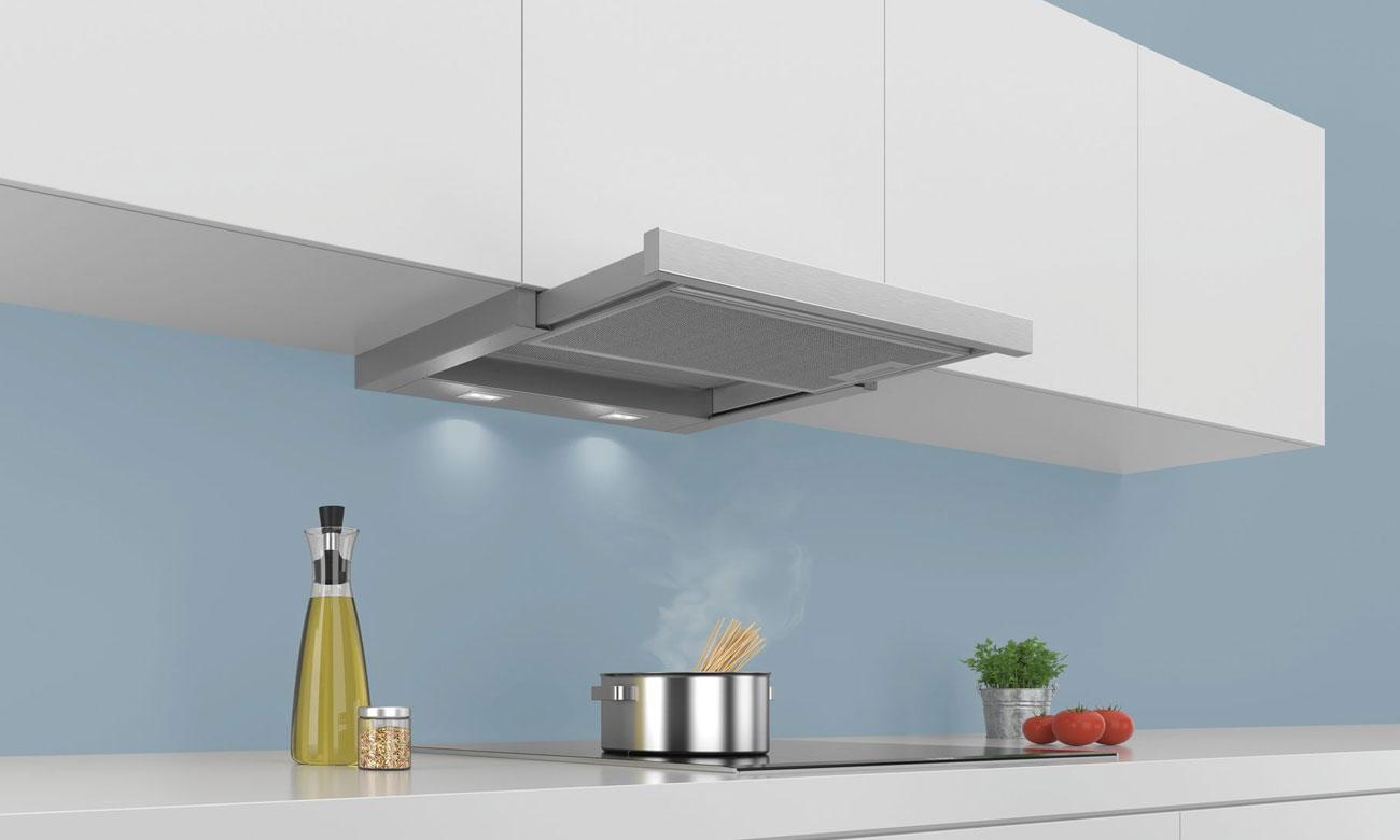 Okap kuchenny Siemens LI64LA530
