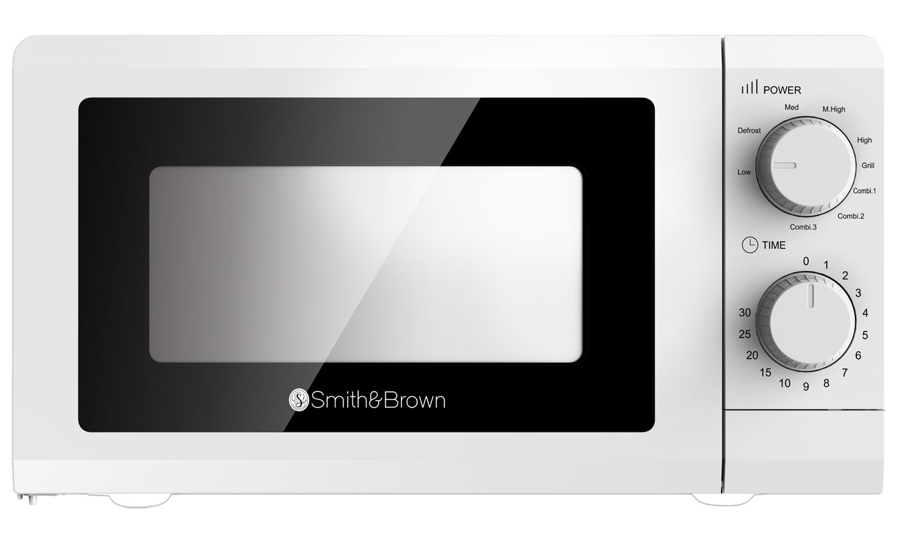 Kuchenka mikrofalowa Smith&BrownSB-G20MGWM