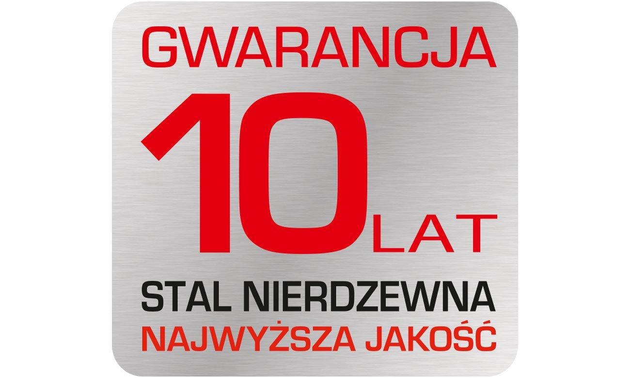 Tefal - 10 lat gwarancji na stal nierdzewną