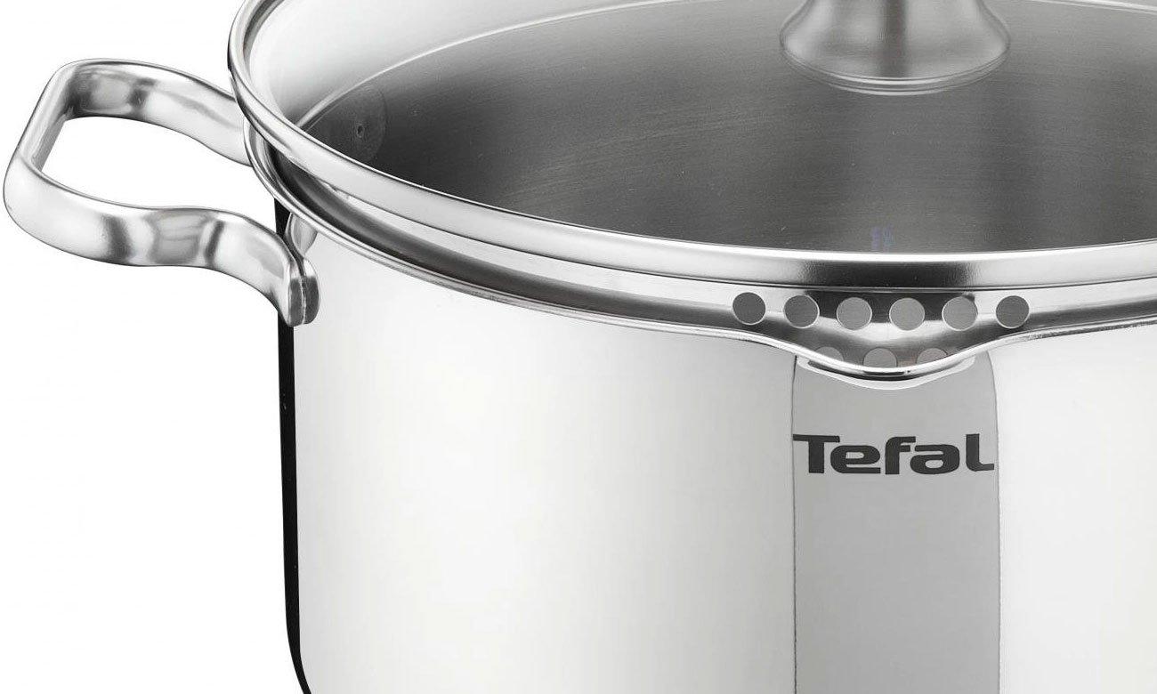 Zestaw garnków Tefal Duetto A705SC85 10 cz.