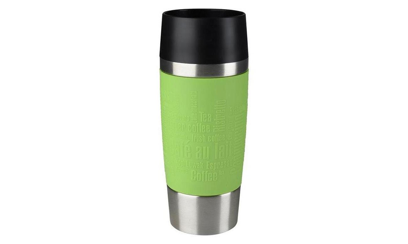 Tefal Kubek termiczny Travel Mug 0,36l zielony opinie