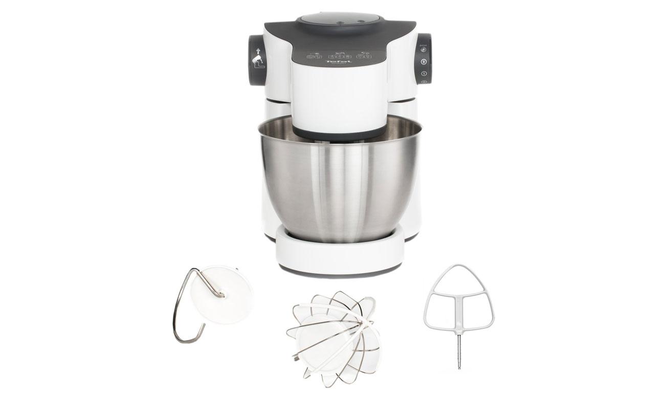 Robot kuchenny z misą Tefal Wizzo Upgrade QB310138 opinie