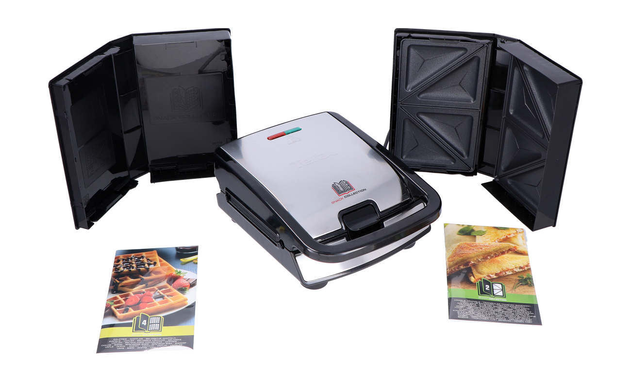 Akcesoria Tefal Snack Collection SW 852D12 inox