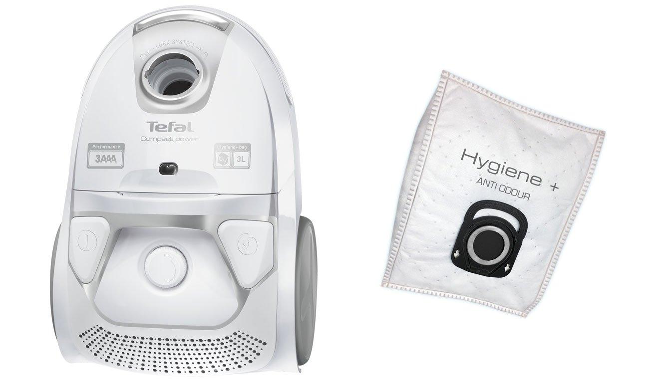 Odkurzacz tradycyjny Tefal Compact Power TW3927