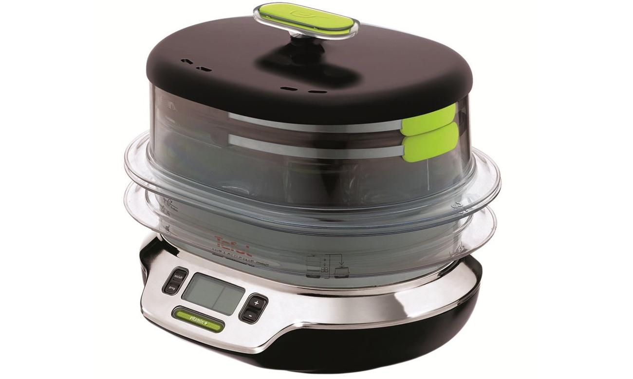 zdrowe gotowanie na parze dzięki Tefal Vitacuisine Compact VS 4003