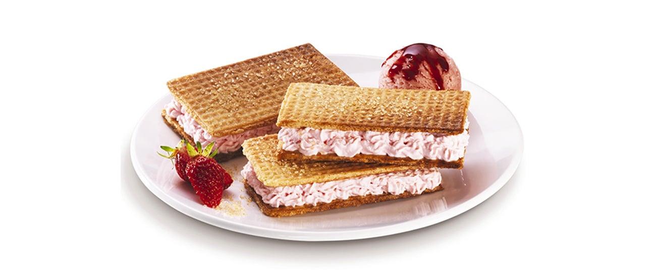 Akcesoria do kuchni Tefal Płyty do opiekacza Snack Collection wafle XA800512