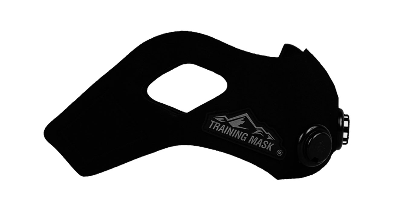 Maska sportowa Training mask 2.0 Black Out