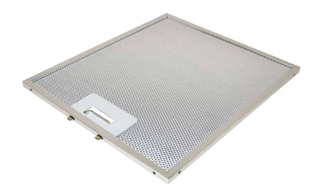 Aluminiowy filtr przeciwtłuszczowy w okapie Whirlpool AKR6390IX