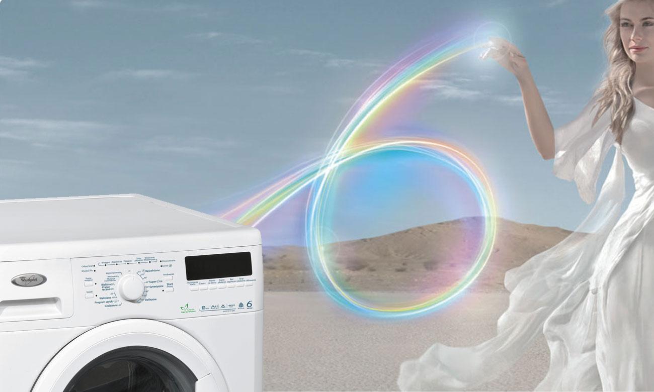 Technologia 6-ty Zmysł w Whirlpool AWO/C 61200