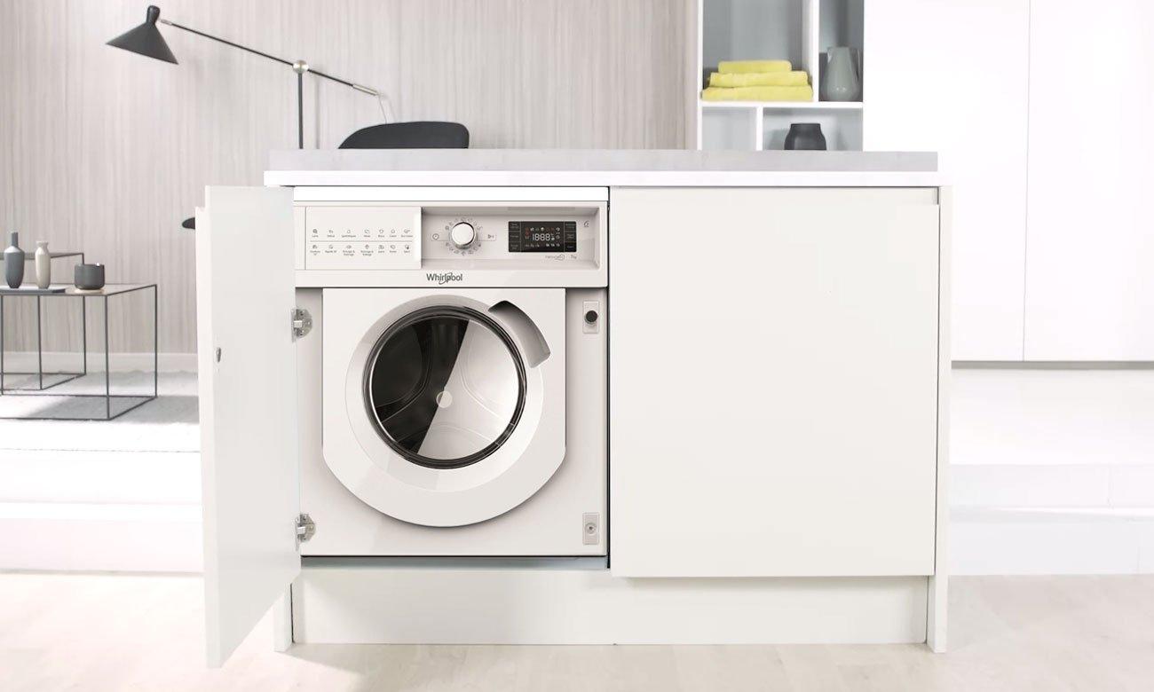 Technologia 6-ty Zmysł w pralce Whirlpool BIWMWG71484E