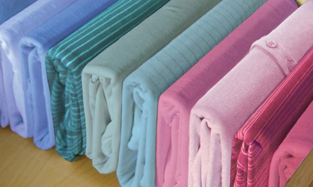 Ochrona kolorowych tkanin, dzięki technologii 6-ty Zmysł kolory w pralce Whirlpool TDLR 60110