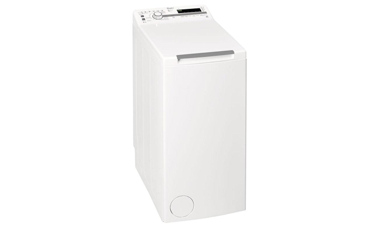Świeże ubrania, dzięki technologii Fresh Care w pralce Whirlpool TDLR 60110