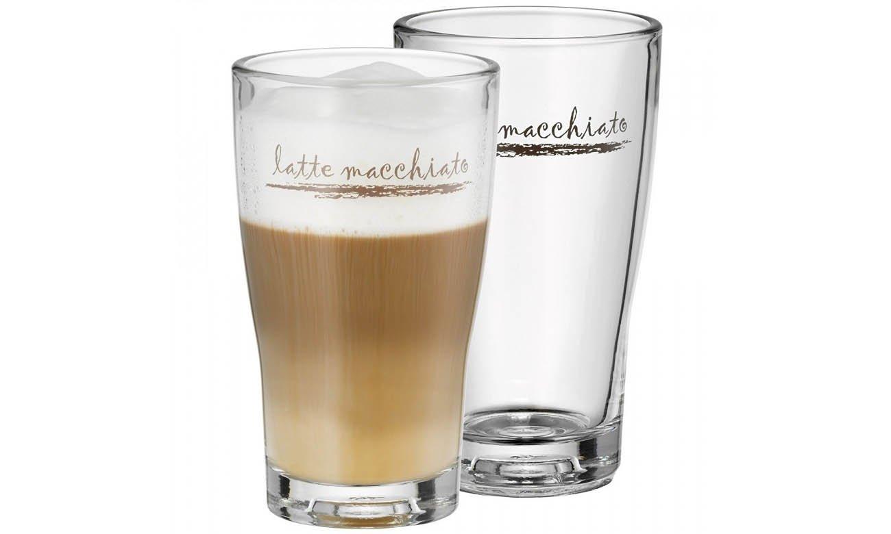 WMF 4000530628619 Zestaw 2 szklanek do latte macchiato Barista