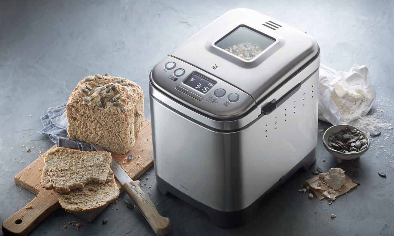 Wypiekacz do chleba WMF Kult X z 12 funkcjami programowania